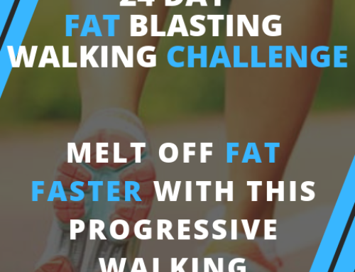 🔥How To Melt Fat & Burn Calories🚶‍♂️ 👉FREE 24 Day Fat Blasting Walking Challenge!