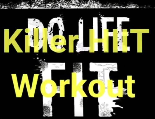 Killer HIIT Workout